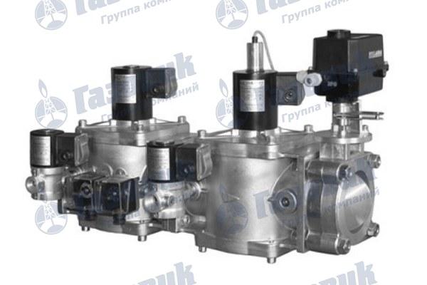 Блок газовых клапанов С8Н-4-120