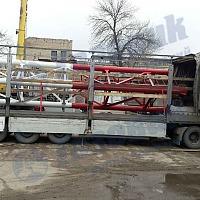 Отгрузка ТКУ-800 в Омск