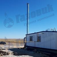 9. Газонаполнительные станции (пункты) сжиженных углеводородных газов (ГНС)